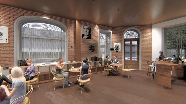 Café Centro Cultural Nueva Imperial