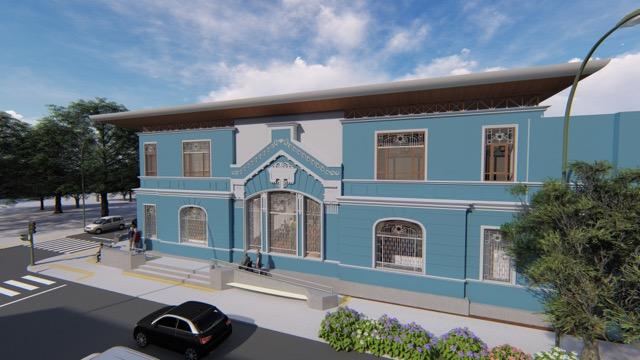 Propuesta Centro Cultural Nueva Imperial